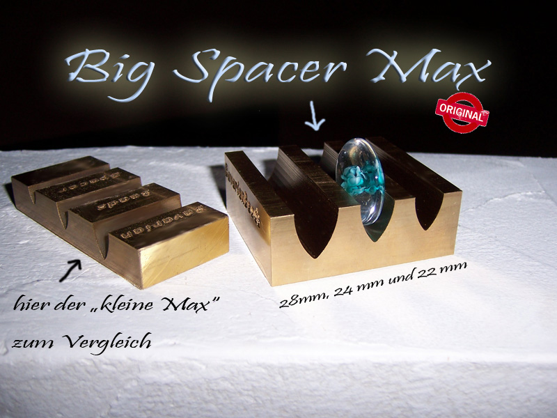 "Bavarian ""Big spacer-max"""